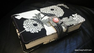 Bible Fabric Cover
