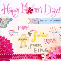 Mother's Day Cards - DIY