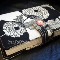 Fabric Bible Cover