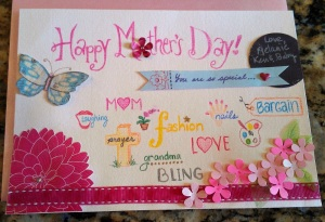 Mom's Day Card #3