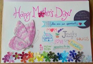 Mom's Day Card #4