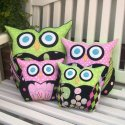 Foot Loose - Owl pillow patterns