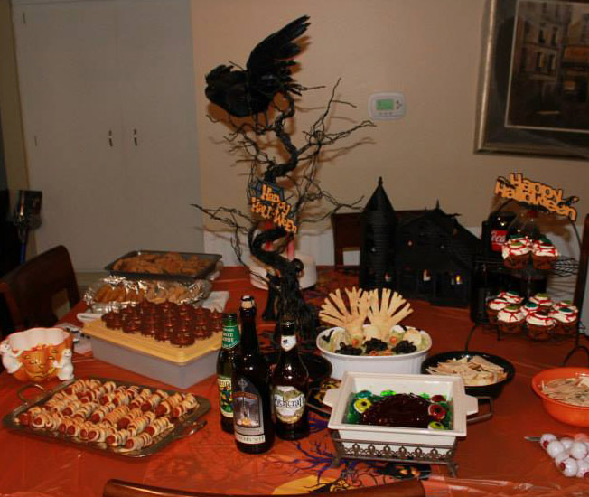halloween-table