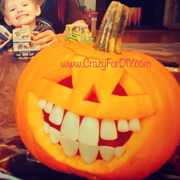 Jack-O-Lantern Smiles