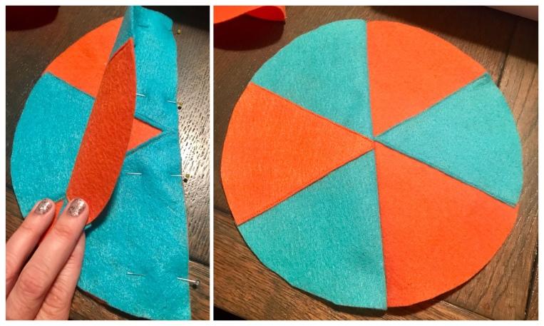 0f28e00a944ae Blippi Felt Hat Beret DIY – Crazy for D.I.Y.